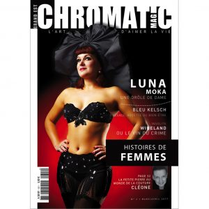 chromatic magazine-numero2