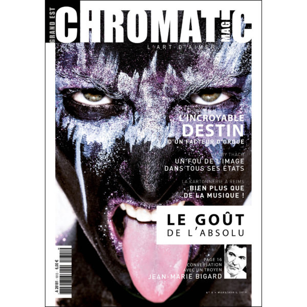 chromatic magazine n°8